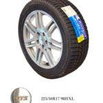 ベンツ Cクラス W205 スタッドレスタイヤセット
