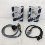 ベンツ C200(W203) O2センサー フロント 0035427318  & リヤ 0025400617