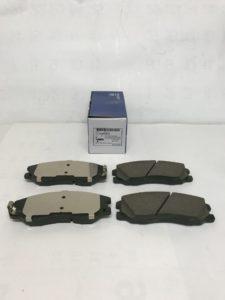 韓国GM シボレーソニック フロントブレーキパッド 95459512