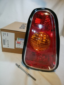 bmwミニ r50(前期) テールランプ 左 63216935783 商品画像