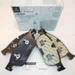 ベンツ GLクラス GLE(W166) フロントブレーキパッド 0074207920 フロントブレーキローター (1664210912)1664211600