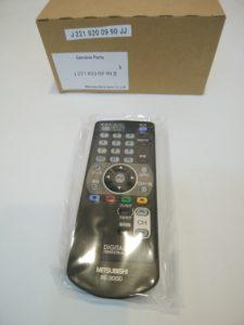 ベンツ DTVリモコン J2218200990JJ 商品画像