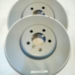 BMW 740Li(F02) フロントディスクローター2枚セット 34116785675/34116785676(PD1214849R/L)