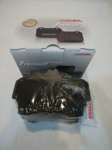 ポルシェパーツ フロントディスクパッド 986351963915(P-1511411)商品画像