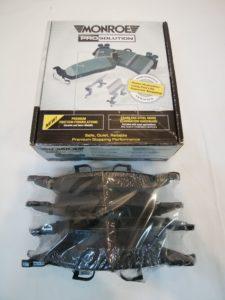 ダッジ ダコタ パーツフロントディスクパッド (生産中止品) 04797400(FX529A)商品画像