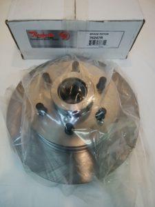 ダッジ ダコタ  フロントブレーキローター 52006240(76247R)(生産中止品 )商品画像