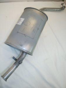 フィアット パンダ141(1100cc)パーツ リヤマフラー 71765074 商品画像