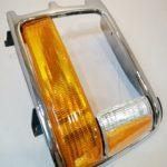 ダッジ ダコタ ヘッドライトトリム(フラッシャー付)メッキLH  53003351(CH2512153)