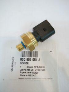 フォルクスワーゲン パサートパーツ 通販 フェールプレッシャーセンサー 03C906051A お取り寄せ商品画像