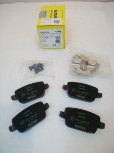 フォードパーツ 通販 リヤディスクパッド  2453703 お取り寄せ商品画像