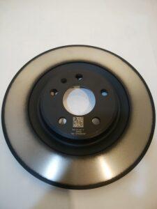 アウディパーツ 通販リアディスクローター 8W0615601E お取り寄せ商品画像
