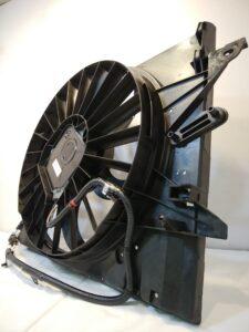 ジャガーパーツ 通販 ラジエター電動ファン  C2P16825 お取り寄せ商品画像