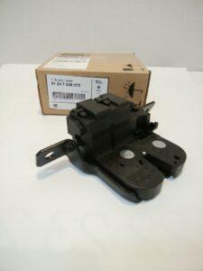 BMW F20 パーツ トランク通販 トランクロック  51247248075 お取り寄せ商品画像
