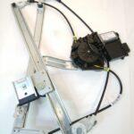 ワーゲン ポロ(6N) フロントパワーウィンドウレギュレーター(モーター付き) 右 生産中止品 5825264