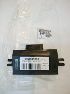 プジョーRCZパーツ 通販 コントロールユニット 6490C5 お取り寄せ商品画像
