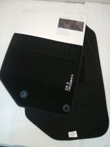 シトロエン DS3 パーツ 通販 フロアベロアマットセット 1638011580 お取り寄せ 商品画像