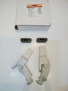 クライスラー ボイジャーパーツ 通販 リヤ サイドシュー レバーキット(1台分) 924-740 お取り寄せ商品画像