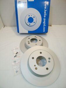 ベンツ ブレーキパーツ 通販 リヤディスクローター 2034230112HP お取り寄せ商品画像