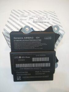 フィアット エアバック コントロールユニット  51918659 お取り寄せ商品画像